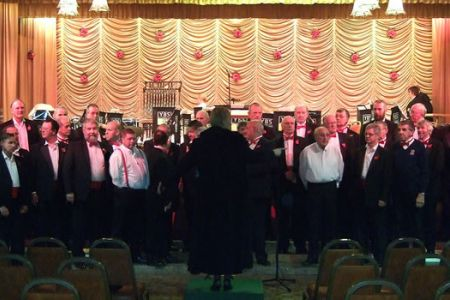 52.Festival of Remembrance Concert Llay Royal British Legion 3rd of November