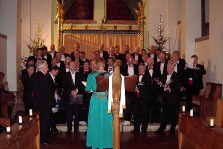 04.Christmas Candlelit Concert at Ellesmere College Chapel 11th December