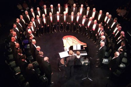 69.Christmas Concert at the New Victoria Theatre, Newcastle-under-Lyme, 22nd of December