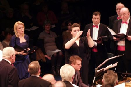78.joint item O Holy Night with guest Kathryn Rudge