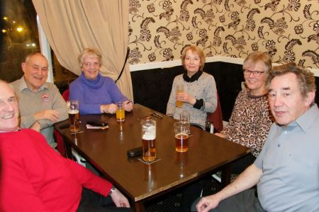 09.Social Evening in the Bridge End. - the evening raised £305.10  that will be donated to Heart Research UK