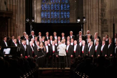 40.Performing World in Union with Gemma Busfield  at the Ludlow Festival Concert