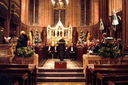 05.Eaton Hall Chapel Concert 15th of December