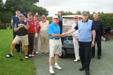 59.Inter-section Golf Tournament 21st August