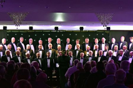 90.In Concert at the Ternhill Hall Hotel, Market Drayton.