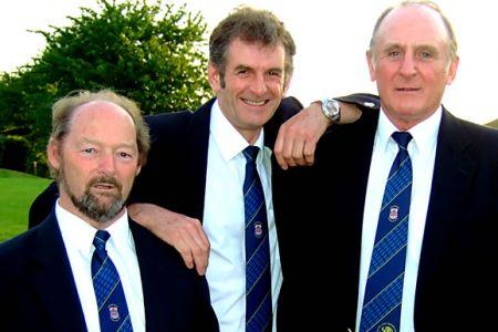 27.Geoff, Wyn and Geoff - Llay 6th of June