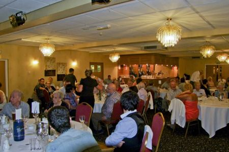 35.Annual Dinner at the White Waters Hotel Llangollen - 19th July