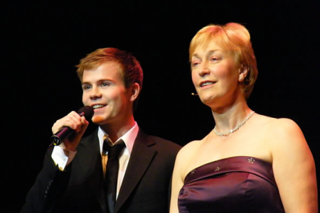 Will Martin and Ann Atkinson