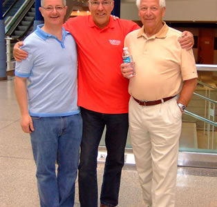 Steve, Dave and Dulyn