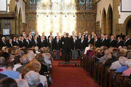 29.In Concert at St Helens Parish Church - 8th May