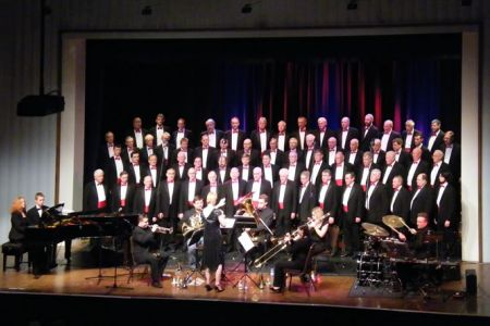 58.Voices of the Valley - Winter Spectacular Concert in Wrexham with Fine Arts Brass - 21st November.