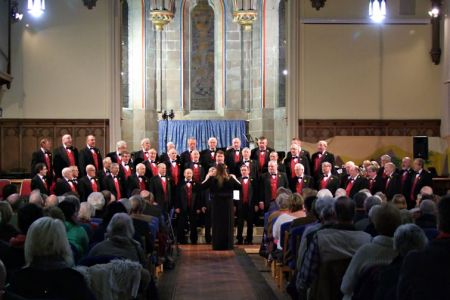 11.St Davids Day Concert, Holy Trinity Church, Oswestry - 27th February