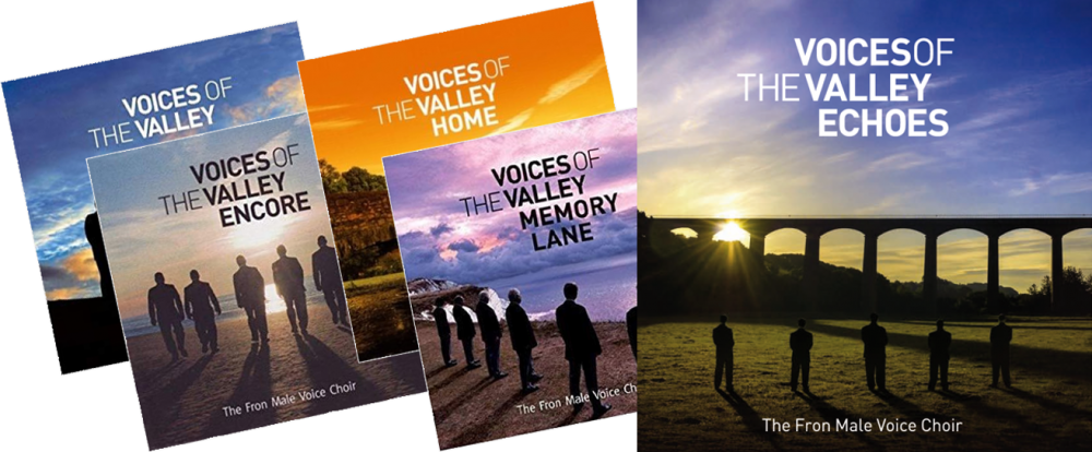 VOICES OF THE VALLEY - Box Set - including the NEW album - ECHOES