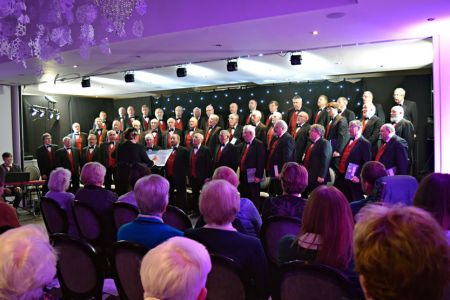 First Half, Ternhill Hall Hotel Christmas Concert - 2nd December.