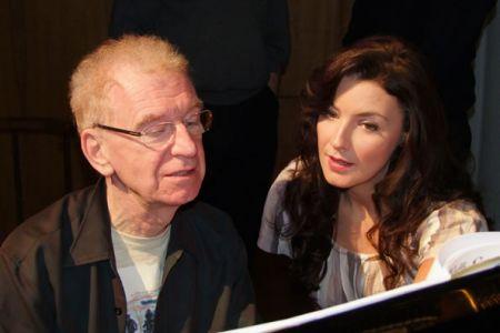 62.Margaret Keys and Owen at the piano -12th November