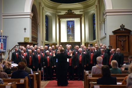 Concert at St Mary's