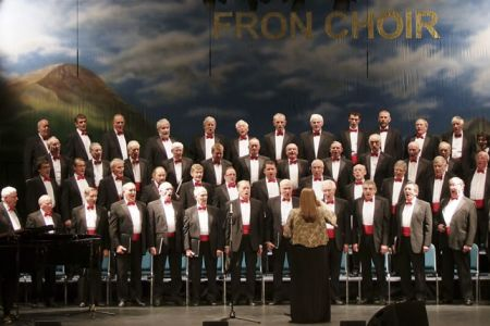 71.Onstage for the Voices of the Valley Winter Concert at the Floral Pavilion, New Brighton - 4th December