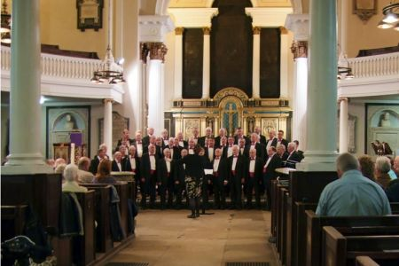 10.Concert in St Chads Shrewsbury