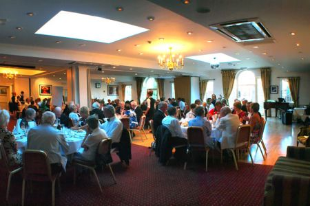 24.Choir Dinner held at the Wynnstay Hotel in Oswestry - 26th May