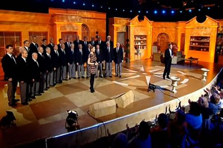 53.On the Alan Titchmarsh show with Hayley Westenra singing