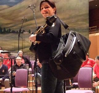Angela Whelan (Trumpet)