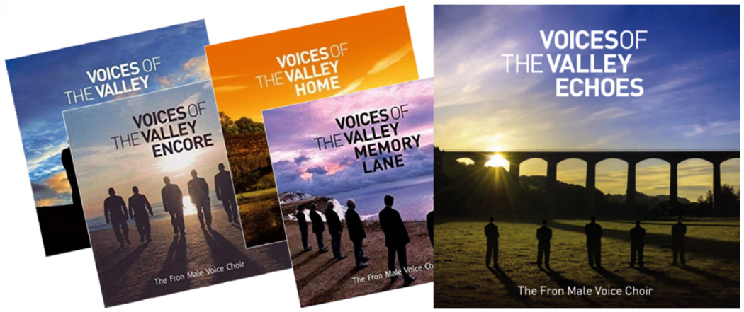 VOICES OF THE VALLEY - The BIG BOX Set - including the NEW album - ECHOES