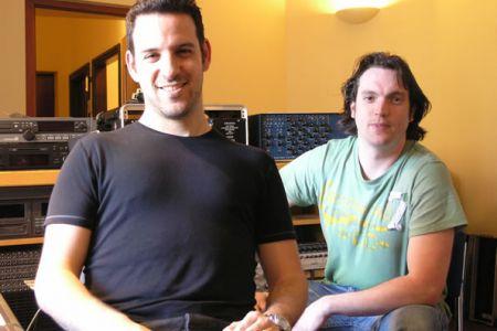 Jon Cohen and Al Unsworth