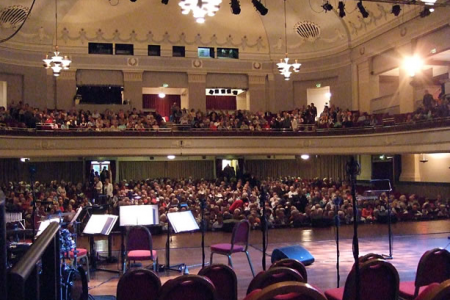 A Full House at the Bournemouth Pavilion Theatre 20th April