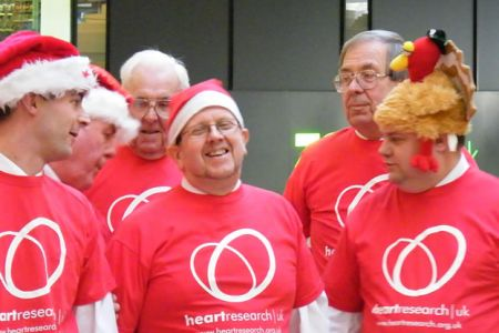 64.Promotion Event for Voices of the Valley - Live and Concert for Heart Research UK Pavilions Shopping Centre, Birmingham - 6th December