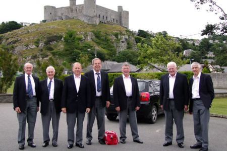 39.Concert at Ysgol Ardudwy, Harlech, for the winning bidder of the Children in Need auction - 5th July