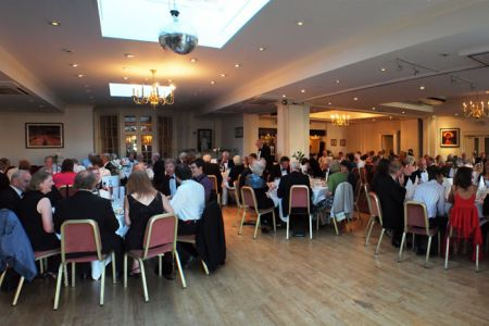 25.Choir Dinner held at the Wynnstay Hotel in Oswestry - 26th May