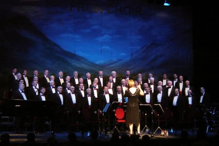 60.Winter Spectacular Concert in Llandudno - 27th November