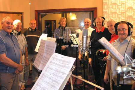 1st Tenors at the Forge Studio