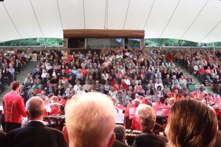 46.The Kilworth House Hotel Theatre. What a delightful place for a concert.