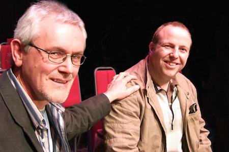 David Garbutt (French Horn) & Martin Jarvis (Tuba)