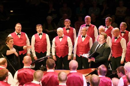 97.The Choir with Aled Wyn Davies