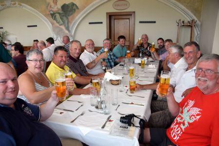 Lunch at Melk