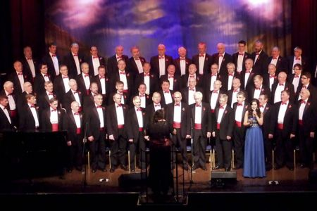 64.Concert with Margaret Keys in the William Aston Hall Wrexham -13th November
