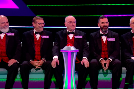 18a. Members of the choir took part in the ITV quiz show Tenable in a team known as Baptism of choir