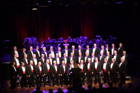 31.In concert at the Oakengates Theatre