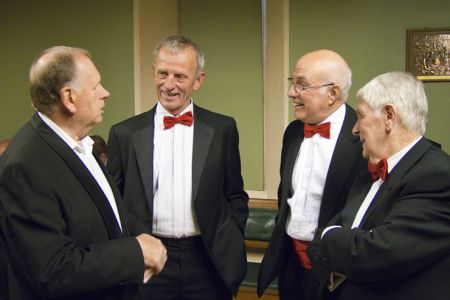 21.Cyril, Tudor, Dave and Malcolm
