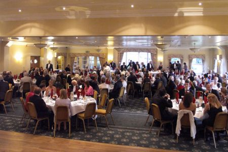 46.Choir Dinner at the Lion Quays, Gledred - 4th September.