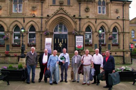 53.Yeadon Town Hall, West Yorkshire, for a concert organised by the Yeadon Charities Association - 18th July