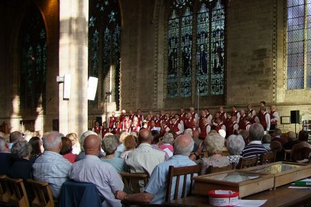 47.Mayor's Concert in the Priory Church Leominster for the Leominster Festival Week - 3rd June