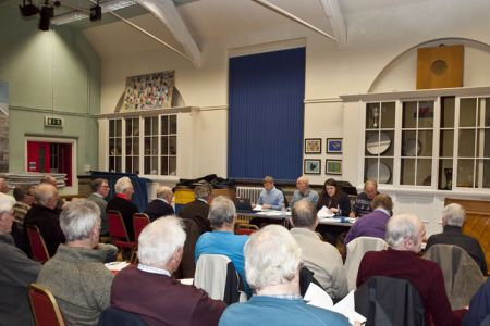 01.The AGM of the Choir was held on the 26th of January