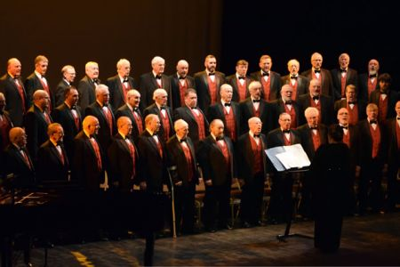 17.In Concert at the Octagon Theatre