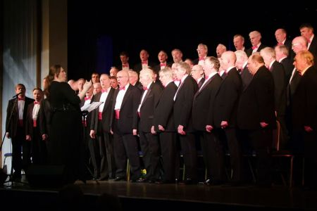 04.Concert for the Wrexham FC Supporters Trust in the William Aston Hall Wrexham - 25th February