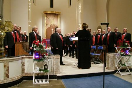 85.Concert in St Francis Church