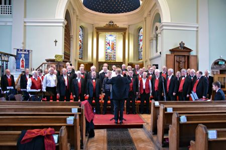 79.Practice for the Bridgnorth Mayor's Charity Concert