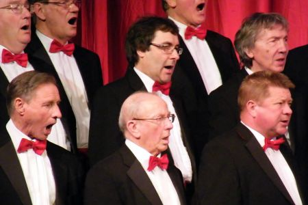 11.Concert in Yeadon Town Hall for the Yeadon Rotary Club - 6th April